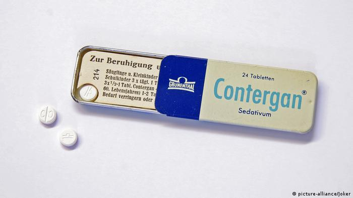 Contergan Tabletten (picture-alliance/Joker)