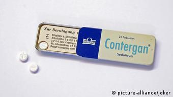 Tabletki Conterganu