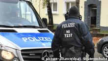 Deutschland Polizei Razzia