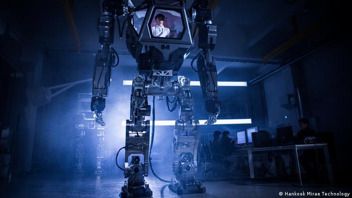 Kampfroboter - Krieg der Zukunft