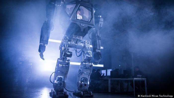 Borbeni robot