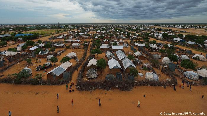 Kenia Flüchtlingslager Dadaab