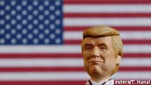 Japan Puppenhersteller Kyugetsu Inc - Puppe von Donald Trump