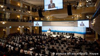 Abschluss 52. Münchner Sicherheitskonferenz 2016