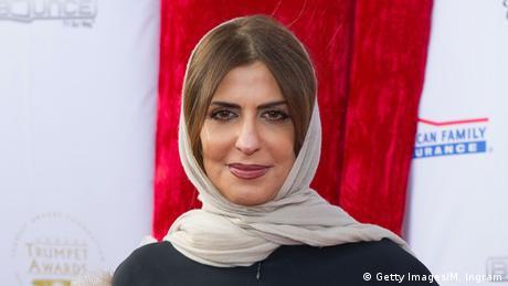 USA Atlanta Prinzessin Basmah Bint Saud (Getty Images/M. Ingram)