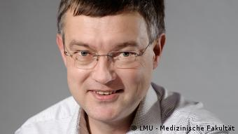 Hendrik Schulze-Koops, Uniklinikum der Universität München