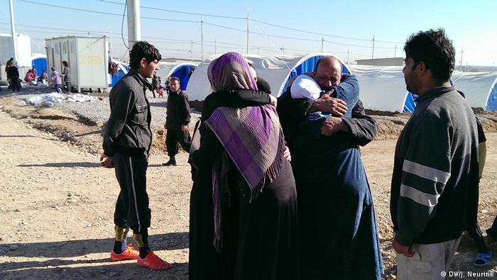 Irak IS spaltet sunnitische Familien (DW/J. Andert)