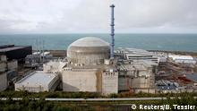 16.11.2016 FILE PHOTO - General view of the construction site of the third-generation European Pressurised Water nuclear reactor (EPR) in Flamanville, France, November 16, 2016. REUTERS/Benoit Tessier/File photo