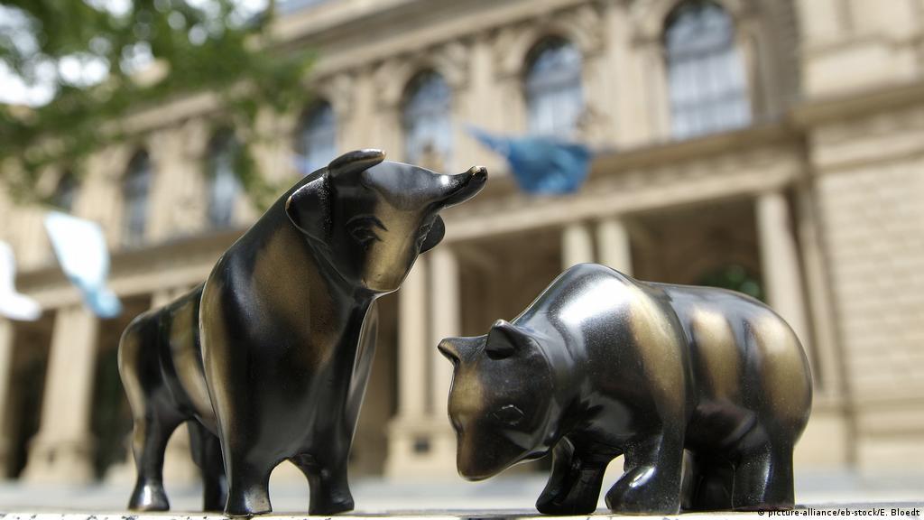 франкфуртская биржа сайт