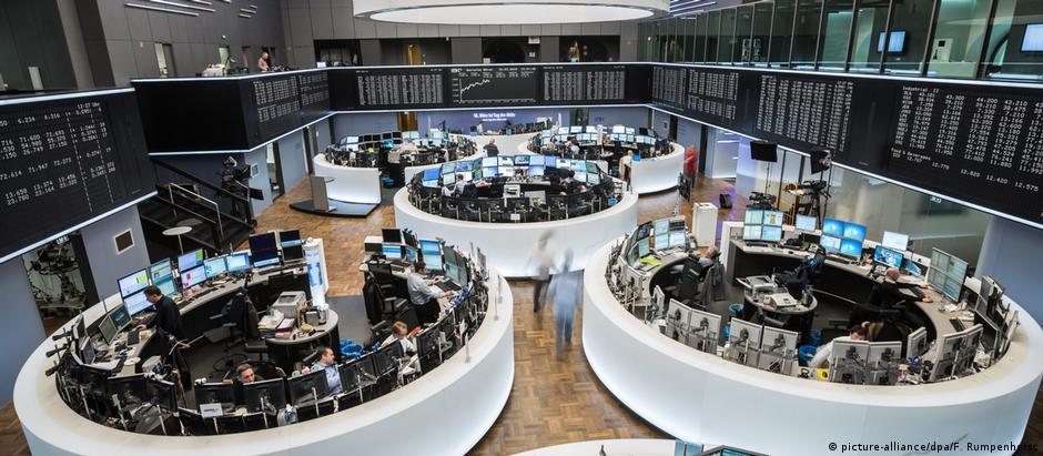 Com fusão, bolsa de Frankfurt deveria ficar com maior parte do capital acionário