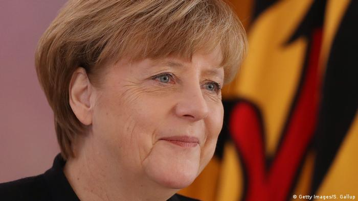 Merkel Gauck Appoints New Foreign Minister, Shifts In Other Cabinet Posts (Getty Images/S. Gallup)