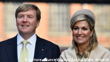 Deutschland | Niederländisches Königspaar besucht Sachsen
