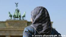 Berlin Kopftuch