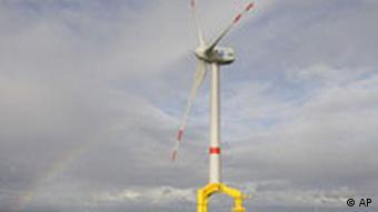 Sigurniji pristup - vjetar kao alternativna energija