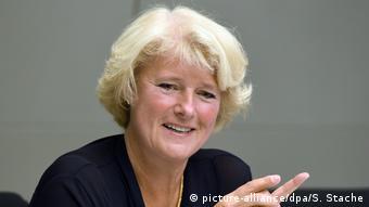 Monika Grütters, Kulturstaatssekretärin (Foto: picture-alliance/dpa/S. Stache)