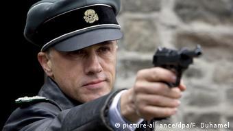 Ο Κρίστοφερ Βαλτς στην ταινία Inglorious Basterds του Κουεντίν Ταραντίνο