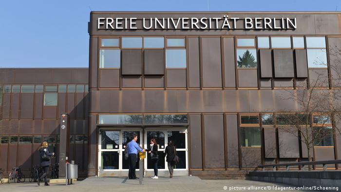 Берлинский свободный университет