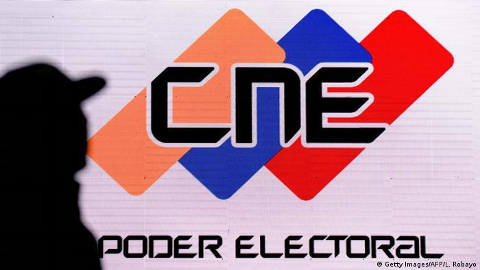 Foto de logo del CNE