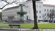 Deutschland LMU Ludwig Maximilians Universität (picture-alliance/Sven Simon/F. Hörmann)