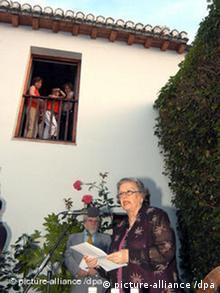 Geburtshaus von Federico Garcia Lorca bei Granada