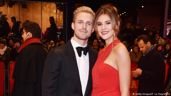 Marcus Butler and Stefanie Giesinger (c): Getty Images/P. Le Segretain
