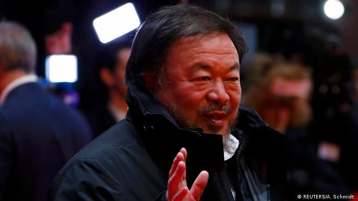 Berlinale | Eröffnungsgala und Filmpremiere Django | Ai Weiwei (REUTERS/A. Schmidt )