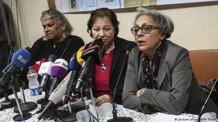 Ägypten | Aida Seif el-Dawla, Suzan Fayyad, Magda Adly