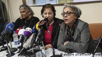 Ägypten   Aida Seif el-Dawla, Suzan Fayyad, Magda Adly