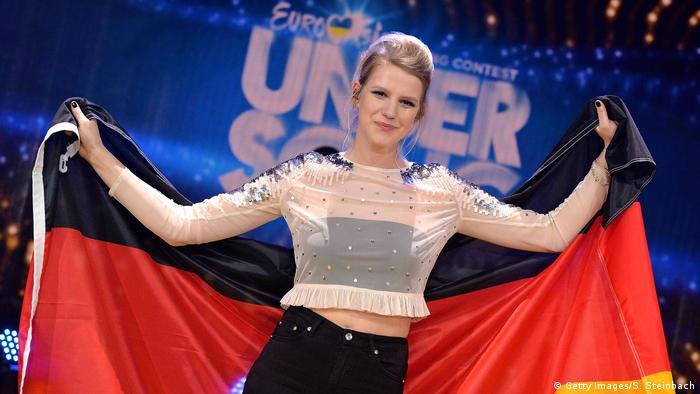 Левіна у лютому виграла в Німеччині національний відбір до Євробачення