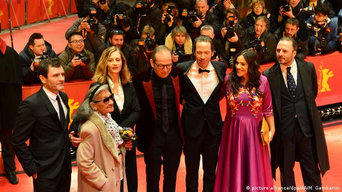Deutschland 67. Berlinale International Film Festival (picture alliance/dpa/AA/M. Gambarini)