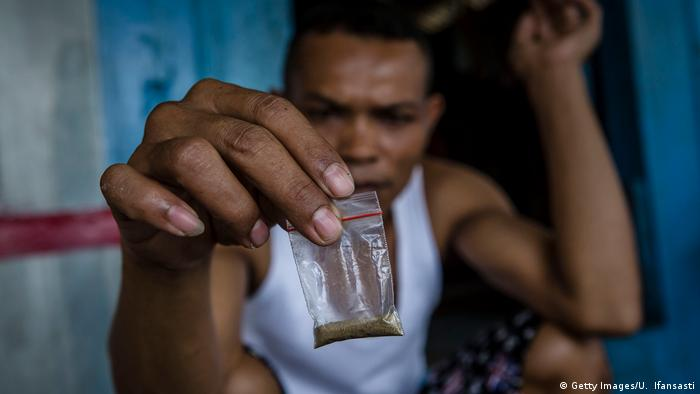 Indonesien Illegale Goldsuche in Timika (Getty Images/U. Ifansasti)