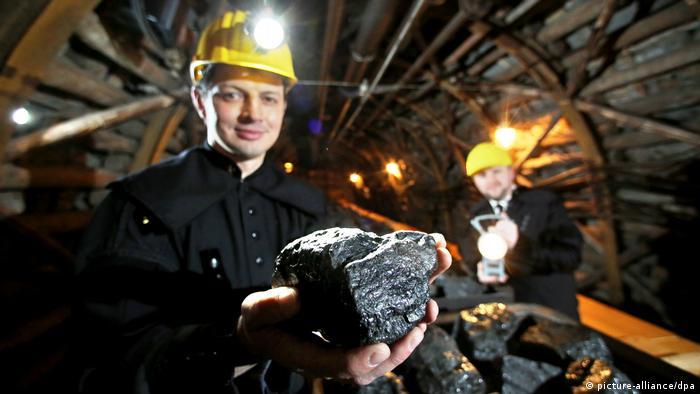 Вугілля, Німеччина