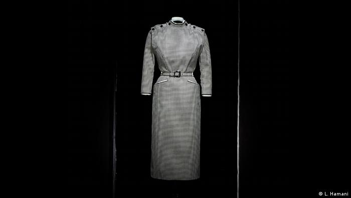 BG Christian Dior: New Look | 1950 The vertical line (L. Hamani)