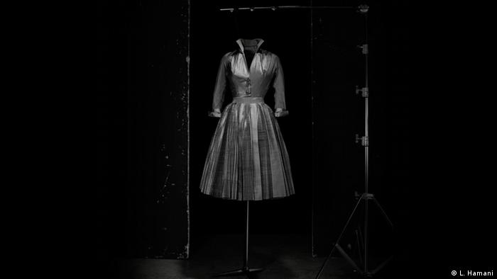 BG Christian Dior: New Look | 1951 Couture is not easy (L. Hamani)