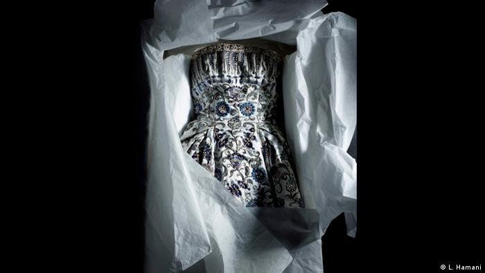 BG Christian Dior: New Look   1952 The silver lining (L. Hamani)