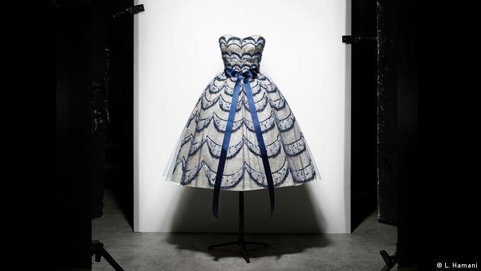 BG Christian Dior: New Look   1956 A new blood (L. Hamani)