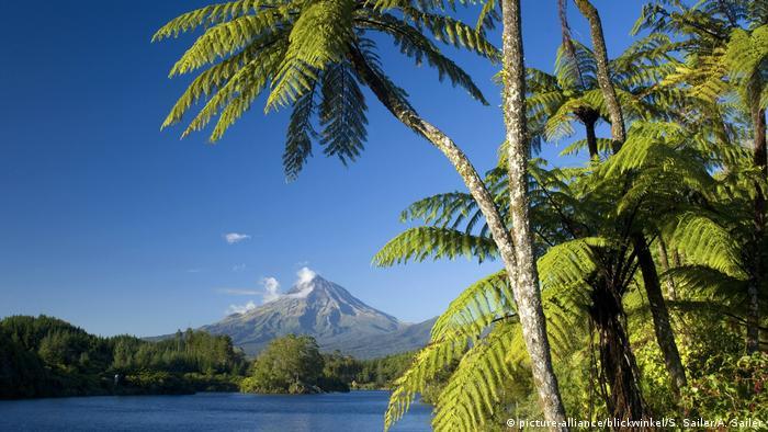BG Neuseeland - Ärger im Paradies | Mount Egmont