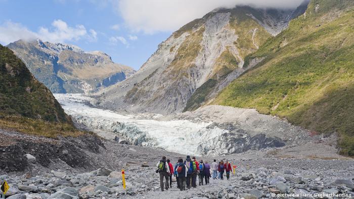 BG Neuseeland - Ärger im Paradies | Fox Glacier tour