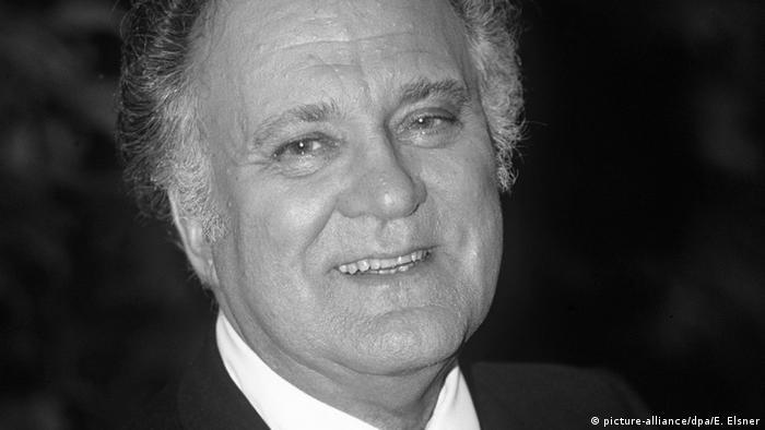 Opernsänger Nicolai Gedda aus Schweden
