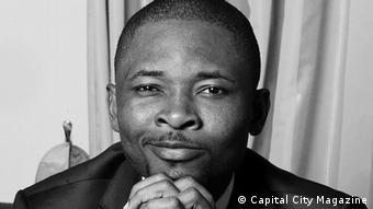 Nigeria | Blogger JJ Omojuwa (Capital City Magazine)