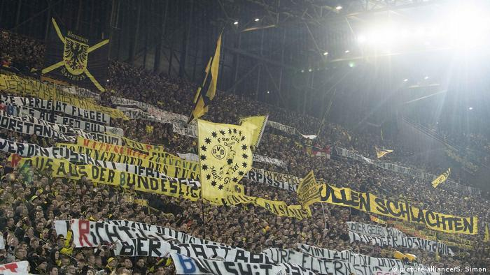 Bundesliga | Borussia Dortmund vs RB Leipzig (picture-alliance/S. Simon)
