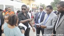Äquatorialguinea Minister