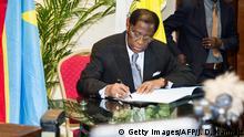 Demokratische Republik Kongo Justizminister Alexis Thambwe Mwamba