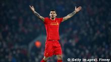 Großbritannen Dejan Lovren Liverpool vs Southampton