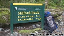 BG Great Walks | Milford Track