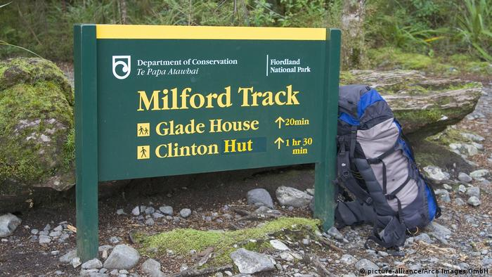BG Great Walks | Milford Track (picture-alliance/Arco Images GmbH)