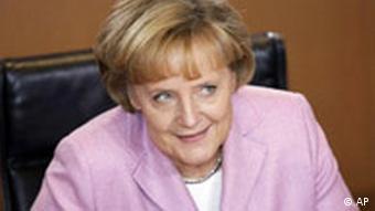 BdT Bundeskanzlerin Angela Merkel