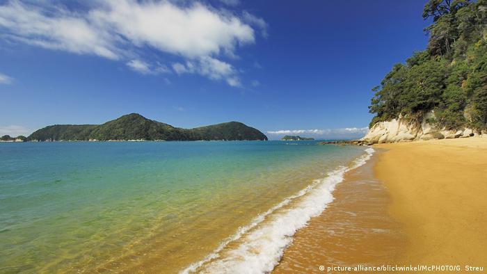 BG Great Walks | Abel Tasman Nationalpark uepicture-alliance/blickwinkel/McPHOTO/G. Streu)