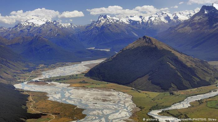 BG Great Walks | Dart River (picture-alliance/blickwinkel/McPHOTO/G. Streu)