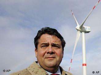 德国环境部长加布里尔